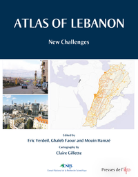 Electronic book Atlas of Lebanon
