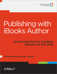 Livre numérique Publishing with iBooks Author