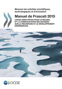 Livre numérique Manuel de Frascati 2015