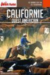 Livre numérique CALIFORNIE OUEST AMÉRICAIN 2020 Carnet Petit Futé