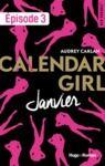 Livre numérique Calendar Girl - Janvier Episode 3