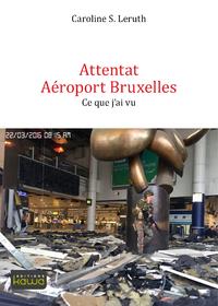 Livre numérique Attentat aéroport Bruxelles