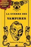 Livre numérique La guerre des Vampires