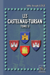 Libro electrónico Les Castelnau-Tursan (Tome 2)