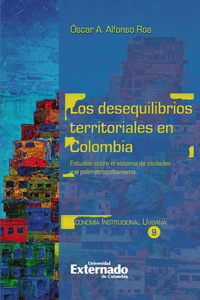 Livre numérique Los desequilibrios territoriales en Colombia