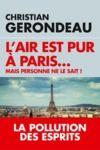 Livre numérique L'air est pur à Paris