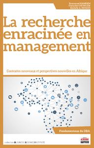 Livre numérique La recherche enracinée en management
