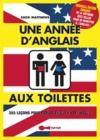 Livre numérique Une année d'anglais aux toilettes