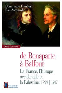 Livre numérique De Bonaparte à Balfour