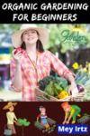 Electronic book Organic Gardening for Beginners