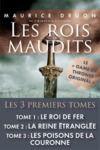 Livre numérique Les rois maudits - Tomes 1, 2 & 3
