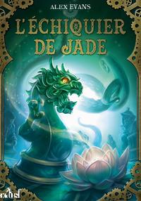 Livro digital L'Échiquier de jade