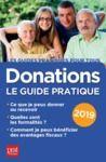Livre numérique Donations 2019