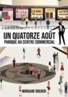 Livre numérique Un quatorze août : Panique au centre commercial !