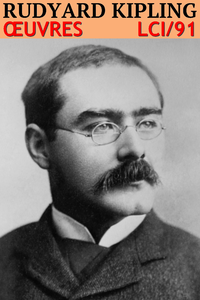 Livre numérique Rudyard Kipling
