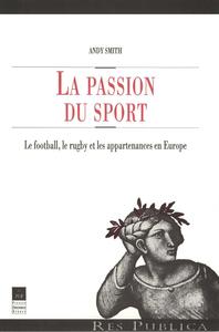 Electronic book La passion du sport