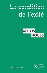 Livre numérique La condition de l'exilé