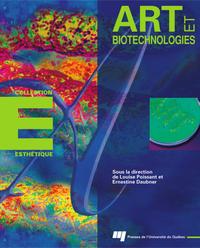 Livre numérique Art et biotechnologies