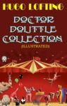 Electronic book Doctor Dolittle Collection. Illustrated