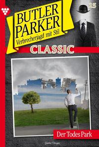E-Book Butler Parker Classic 25 – Kriminalroman