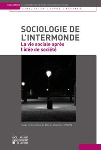 Livre numérique Sociologie de l'intermonde
