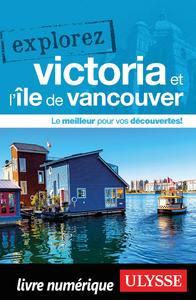 Livre numérique Explorez Victoria et l'île de Vancouver