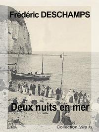 Livre numérique Deux nuits en mer