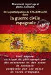 E-Book De la Participation de l'Allemagne dans la guerre civile espagnole