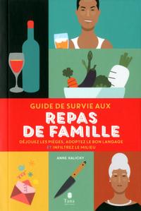 Livre numérique Guide de survie aux repas de famille