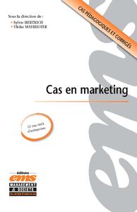 Livre numérique Cas en marketing