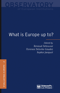 Electronic book What is Europe up to ?