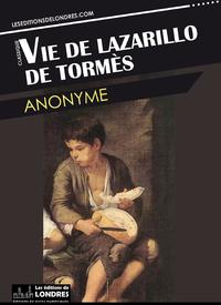 Livre numérique Vie de Lazarillo de Tormès