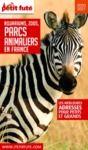 Livro digital PARCS ANIMALIERS (GUIDE DES) 2020 Petit Futé
