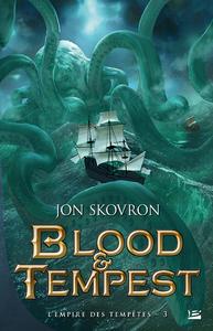 Livre numérique Blood & Tempest