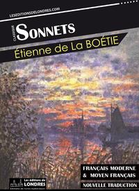 Livre numérique Sonnets (Français moderne et moyen Français comparés)