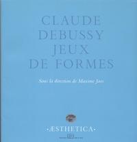 Livre numérique Claude Debussy, jeux de formes