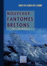 Livre numérique Nouveaux fantômes bretons