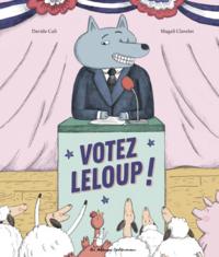 Livre numérique Votez Leloup
