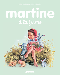 Livre numérique Martine à la ferme