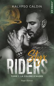 Livre numérique Styx riders - tome 1 La colère d'Hadès