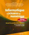 Livre numérique Informatique et sciences du numérique - Edition spéciale Python !