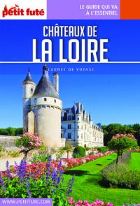 Livre numérique CHÂTEAUX DE LA LOIRE 2019 Carnet Petit Futé