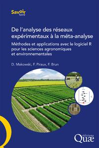 Electronic book De l'analyse des réseaux expérimentaux à la méta-analyse