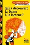 Livre numérique Qui a découvert la Dame à la licorne ?