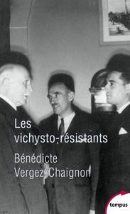 Livre numérique Les vichysto-résistants