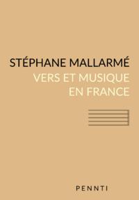 Livre numérique Vers et musique en France