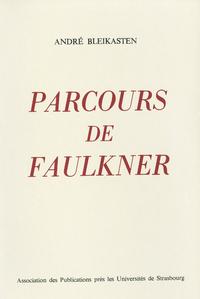 Livre numérique Parcours de Faulkner