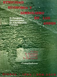 Livre numérique Etnicidad, economía y simbolismo en los Andes