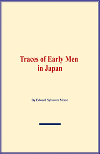 Livre numérique Traces of Early Men in Japan