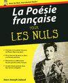 Electronic book La Poésie française Pour les Nuls